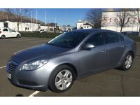 Insignia 1.8 16v Exclusiv 5dr * ONLY 58,000 MILES * FSH - 8 STAMPS * TIMING BELT DONE AT 40k MILES