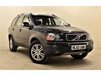 VOLVO XC90 2.4 D5 SE AWD GEARTRONIC 5d AUTO 185 BHP + AIR CO (grey) 2010