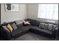 Beautiful & Stylish, Bespoke Designer Sofa-Half RRP! Huge Designer House Sale in SE24 9BQ NOT E/D!