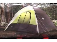 COLEMAN INSTANT DOME TENT 5 MAN PERSON POP UP QUICK PITCH CAMPING FAMILY TENT