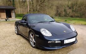 Porsche Boxster S Sport Edition, 2 owners, v low miles, upgrades!