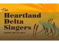 Come and join The Heartland Delta Singers! FREE taster session