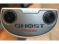 NOW SOLD - TaylorMade Ghost Tour Fontana 72 Putter with SuperStroke grip