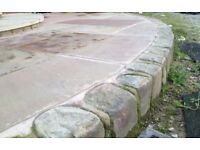 Granite - Rustic - Stone - Setts - Cobbles - Edging - Driveway - Block Paving