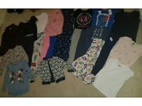 Girls 5 to 6 and 6 to 7 clothes
