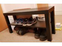 IKEA TV Table or Shoe Shelf