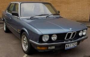 BMW 528i Executive Sedan Good Condition Excellent paint Kotara Newcastle Area Preview