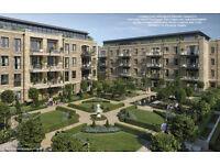 1 bedroom flat in luxury Chiswick Gate development by Berkerly homes