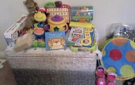 FREE large box of toys when you buy TooT TooT FARM for £10
