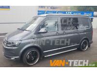 VW T6 SWB LWB Transporter Sportline O.E Style Side Bars