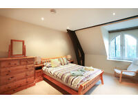 SHORT TERM LET: (Ref: 401) Caledonian Road. Duplex flat in converted West End church!