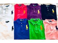 Ralph Lauren Polo Shirt Collection