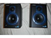 Samson Resolve 40a active studio monitors