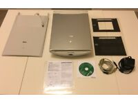 Canon Canoscan FB1210U flatbed scanner with film adapter