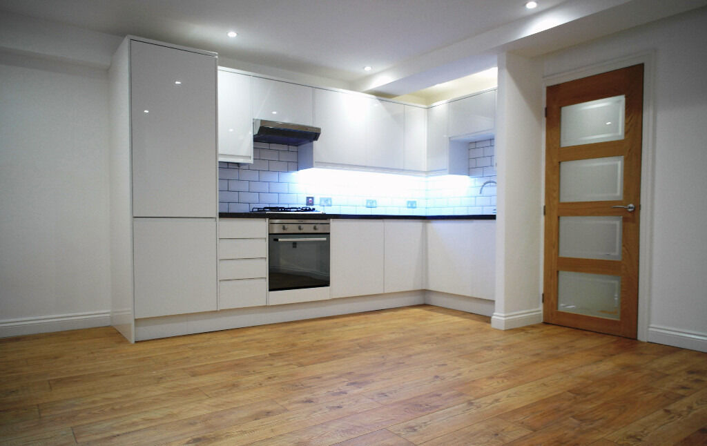BRAND NEW 1 BEDROOM FLAT IN ISLINGTON (MARKETED BY LANDLORD NO FEES TO TENANT)
