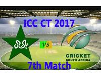 2 south Africa vs Pakistan tickets