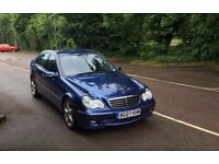 Mercedes Benz C Class 220 Diesel Automatic 68,000Miles Very Clean!!!