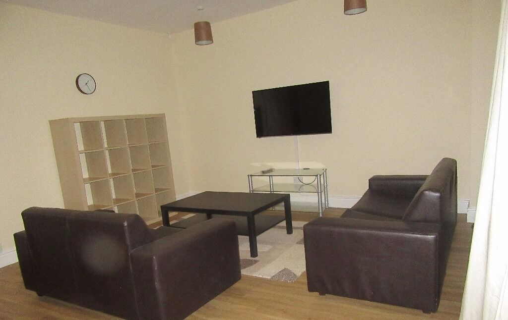 1st July 17 - 4 DOUBLE Bed House Parkville Rd Withington 3 x £368.33pcm FREE INTERNET & TV LICENCE