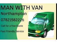 Man with van for removals clearance cheap rates