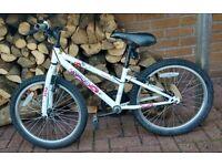 Lovely single speed Apollo Gemini child's bike