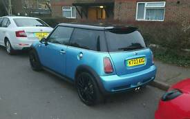 REDUCED Mini cooper s - full service history