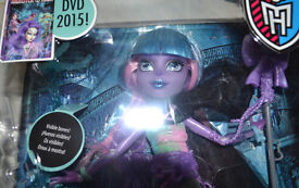 Monster High River Styxx Doll. Brand New in box