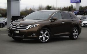 2014 Toyota Venza LIMITED! V6! AWD! LEATHER! NAV!