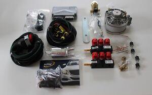 Autogasanlage KME Diego G3 Frontkit Autogas LPG 6-Zylinder