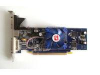 ATI Radeon X1650 Pro (256MB, DVI, VGA, PCIe) Gaming PC, Desktop PC, Apple, Mac, Graphics Card, Win7