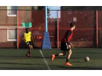 #Battersea 6 aside games | looking for players | join to our football social games