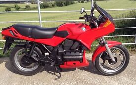 750cc BMW K75S 1988 £1750 Lovely condition Reliable bike Genuine reason for sale