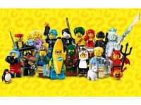 Lego Minifigures 71013 Series 16 - Factory Sealed (Pick Your Own)