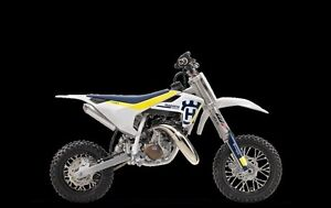 2017 husqvarna CR50 TC 50