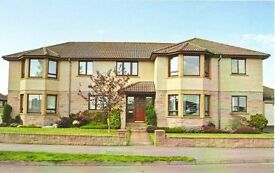 To Let Hopeman 2 bed ground floor apartment