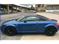 Audi TT QUATTRO excellent condition