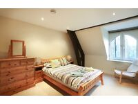 Weekly Let: (Ref: 401) Caledonian Road. Impressive one bed flat in converted church in West End!