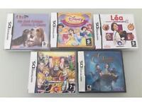 Nintendo DS games 5 off
