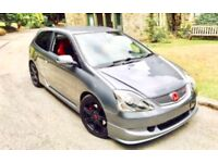 2006 Honda Civic type r premier edition,civic type r,premier edition