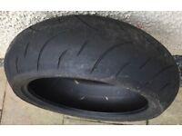 Motorbike tyre Dunlop Sportmax Qualifier 200/50 ZR17
