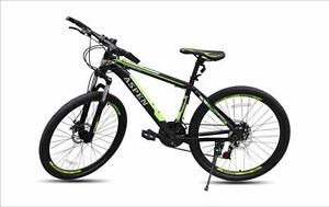 NEW! New! Envy 21 Speed Mountain Bike