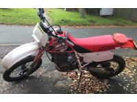 Honda Xr600r Long Mot enduro xr600 xr 600 supermoto mx