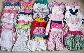Girl clothes bundle 12-18 (ask more pic)