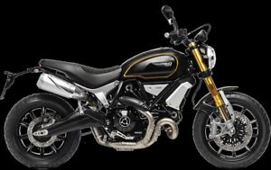 2018 Ducati Scrambler 1100 Sport Eleven Sport