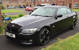 Sep 2010 BMW 320d se Coupe.**Xenon headlights. Leather**