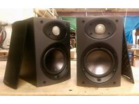 Mordaunt Short Aviano 1XR Bookshelf Speakers