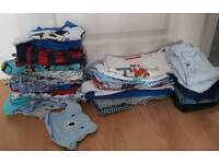 Free boys clothes 6 months -2 years