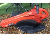Flymo Gardenvac (Electrolux) Garden Vac/Leaf Blower 2500W Turbo