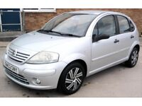 CITROEN C3 £20 TAX 1.4 HDI 12 MONTHS MOT CHEAP PRICE INSURANCE (corsa yaris fiesta astra Fabia C2)