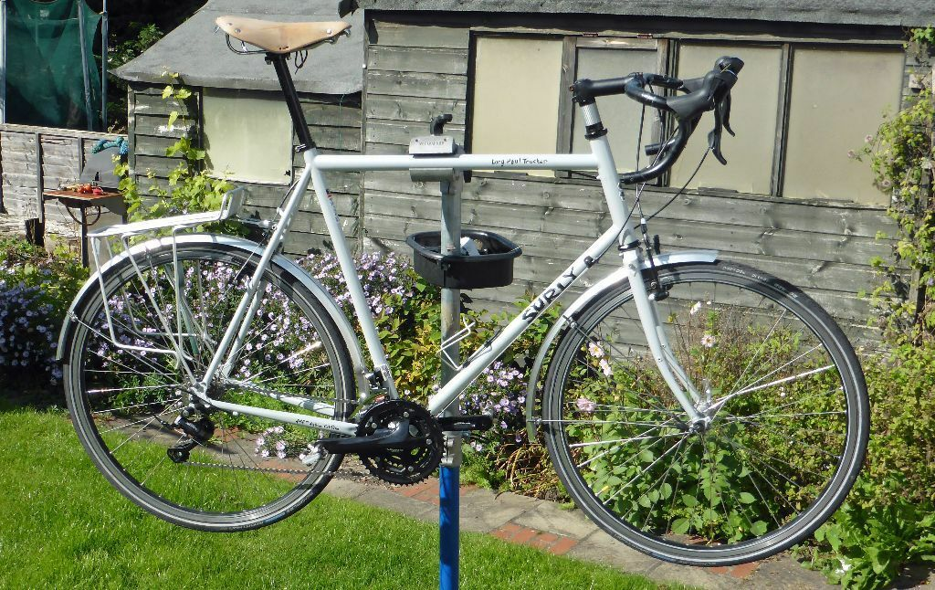 Surly Long Haul Trucker 64cm Touring Bike   Brand New Frame And Brand New  Groupset Ready