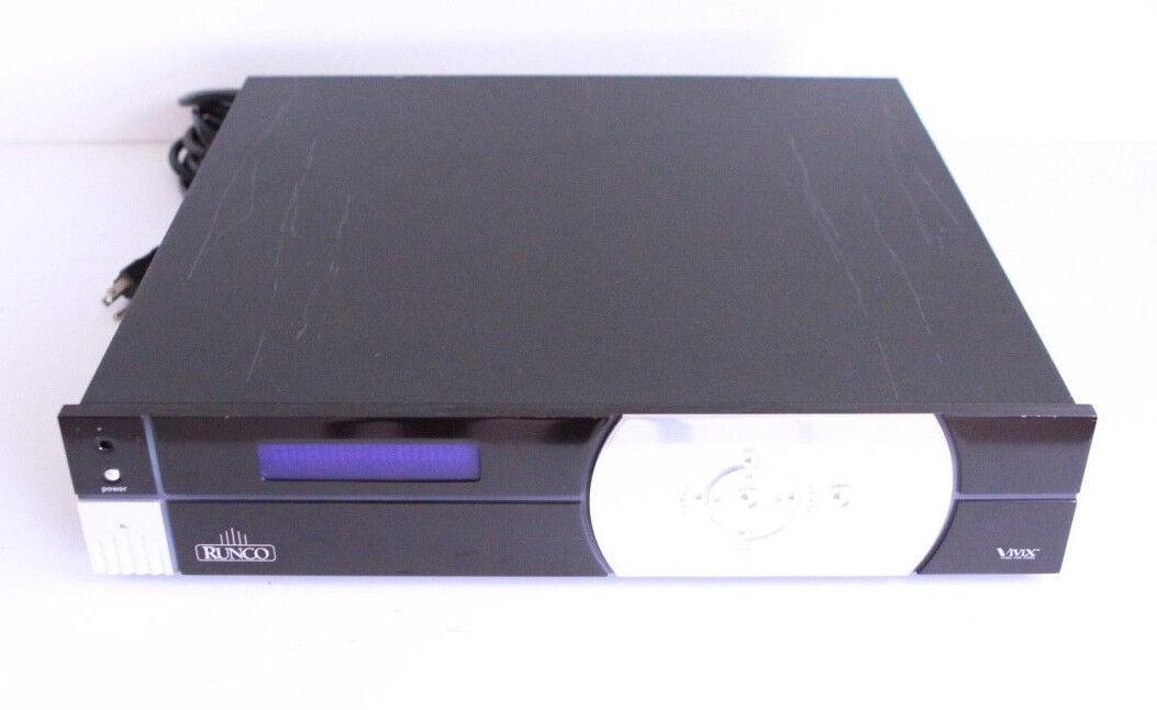 Runco Digital Video Controller / Processor Vivix Model VX-1000